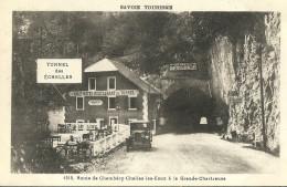 Route De Chambery Challes Les Eaux A La Grande Chartreuse - Autres Communes