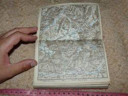 Val Tellina P. Bernina Sondrio Samaden Pontresina Map Karte Suisse Switzerland Suisse 1867 - Cartes Géographiques