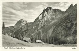 AK 0457  Otto Mayr Hütte Mit Gerenspitze Köllespitze , Nesselwängler Scharte & Kl. Gimpel Ca. Um 1930