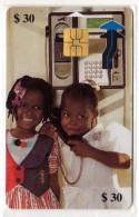ZIMBABWE REF MV CARDS ZIM-13 30$ NATASHA & TADIVA 1  10 000EX - Zimbabwe