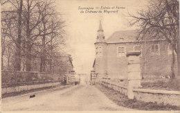 Soumagne - Entrée Et Ferme Du Château De Wégimont (Legia, Demarteau-Deflandre) - Soumagne