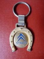 PORTE-CLEF - CITROËN - Fer à Cheval - Porte-clefs