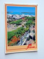 Carte Postale : Nouvelle Calédonie : NOUMEA : Place Des Cocotiers - Nouvelle Calédonie