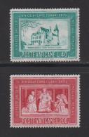 VATICAN, 1964, Mint Never Hinged Stamps , Christmas, 462-463, #3878, - Vatican