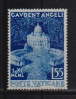 VATICAN, 1951, Mint Hinged Stamps , St. Peter Square , 179, #3910 - Vatican