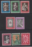 VATICAN, 1962, Mixed Stamps ,Ecumenical Council , 412-419, #3916, Complete - Vatican