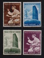VATICAN, 1965, Mixed Stamps,  Pope Paul's Visit To UN,483-486, #3928, Complete - Vatican
