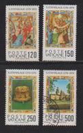 VATICAN, 1979, Mixed Stamps,  The Martyrdom, 739-742, #4334, Complete - Vatican