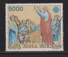 VATICAN, 1983, Used Stamps, St. Paul Preaching, 843, #4398 1 Value Only - Vatican