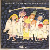 """Coro Della Piccola Casa Di San Giuseppe – Il Natale Dei Giocattoli - 1957 - NM-/NM 7"""" - Christmas Carols"""