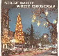"Lottie Rivers – Stille Nacht - White Christmas - NM/NM 7"" - Christmas Carols"