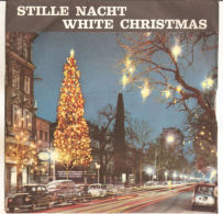 """Lottie Rivers  Stille Nacht - White Christmas - NM/NM 7"""" - Weihnachtslieder"""