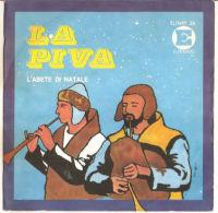 "Various – La Piva - L'Abete DI Natale - NM/NM 7"" - Christmas Carols"