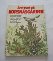 Året Runt På Korsnäsgården Av Anders Erik Malm Mfl - Books, Magazines, Comics
