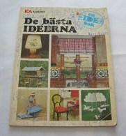 Ica Kuriren De Bästa Idéerna En Idébok - Books, Magazines, Comics
