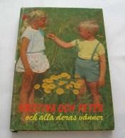 Kristina Och Peter Och Alla Deras Vänner Av Norma Norris - Books, Magazines, Comics