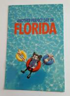 C.P.M.  FLORIDA ORLANDO MICKEY'S FLORIDA COLLECTION  The Walt Disney Compagny Voir Les 2 Photos - Orlando