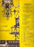 Art Baroque-Documentation Photographique Réalisé Par Documentation Française Institut Pédagogique Et éducation National - Vieux Papiers