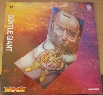 Gentle Giant  Gentle Giant 'Il Rock' N.59  De Agostini M/NM LP - Rock