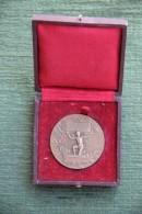 Médaille De L'Association De POLYTECHNIQUE - 20 Novembre 1932 : P.BERCOVICI, Graveur H.DUBOIS - France