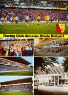 2) AK Stadion Postkarte Stade Bollaert-Delelis Racing Club De Lens RC FRANCE RCL Frankreich Stadium Postcard Stadio FRA - Fussball