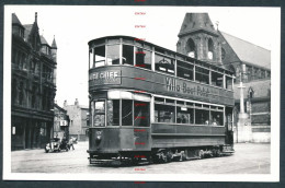 RK1442 Bury Corporation Tram 57 - Photographs