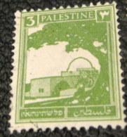 Palestine 1927 Rachel's Tomb 3m - Used - Palestine