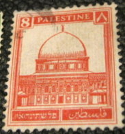 Palestine 1927 Dome Of The Rock 8m - Used - Palestine