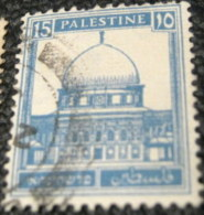 Palestine 1927 Dome Of The Rock 10m - Used - Palestine