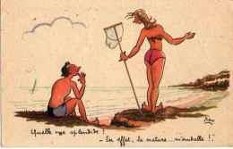 Illustrateur Xav - Quelle Vue Splendide - Künstlerkarten