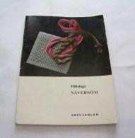 Hälsinge Näversöm Av Maja Andréasson, Elin Sköld Mfl - Books, Magazines, Comics