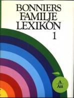 Bonniers Familje Lexikon Nr1 A-Att - Books, Magazines, Comics