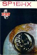 Amateur Radio QSL Card - SP1BHK - Poland - 1969 - 2 Scans - Radio Amateur