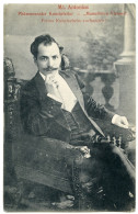 MUSIC : MR ANTONIUS - PHANOMENALER KUNSTPFEIFER - MANUFLOTEN-VURTUOSI (WHISTLING / WHISTLER) - Music And Musicians