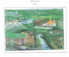 Laos  MNH  2000  Millennium - Laos
