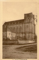 Environs De Pontarlier L'eglise Pelerinage Renfermant Les Reliques De Saint Pic - Pontarlier