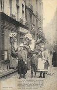 J.B. Doussineau Ex-Boulanger, Victime De La Compagnie De L'Ouest Fait Le Voyage Marseille-Paris à Dos De Dromadaire - Autres