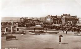 Postcard - Rhyl Pier, Denbighshire. 22 - Denbighshire