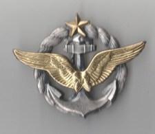 INSIGNE BREVET PILOTE AERONAVALE - DRAGO NOISIEL - Marine