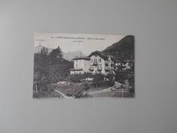 HAUTE SAVOIE SAINT GERVAIS LES BAINS HOTEL LA BERANGERE - Saint-Gervais-les-Bains
