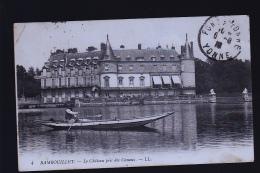 RAMBOUILLET TAMPON HOPITALE MILITAIRE - Rambouillet (Château)