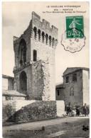 PERTUIS -  La Tour -  Anciennes Ruines De L'Abbaye -  1908 - Pertuis