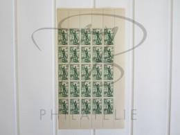 VEND BEAUX TIMBRES DU DAHOMEY N°123 , EN DEMIE - FEUILLE , XX !!!! - Dahomey (1899-1944)
