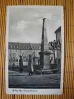 Goldap Ostpr., Kriegerdenkmal, Ungelaufen ! - Ostpreussen