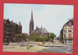 Saarbrucken  --  Johanneskirche   S 126 - Saarbruecken