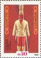 Kazakhstan 1992 Mih. 7 Golden Warrior MNH ** - Kazachstan
