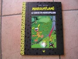 "LE MARSUPILAMI  "" LA QUEUE DU MARSUPILAMI "" -  BATEM / GREG / FRANQUIN - E.O. DECEMBRE 2013 ( Toilée ) MARSU PRODUCTIONS - Marsupilami"