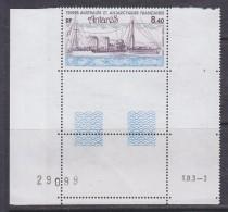 TAAF 1981 Antares / Ship 1v (+margin)  ** Mnh (TA131) - Luchtpost
