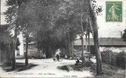 71 - CHAUFAILLES - Allée Du Château - Autres Communes