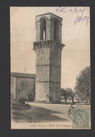DD / 83 VAR / LE LUC / VIEILLE TOUR OCTOGONALE / CIRCULÉE EN 1906 - Le Luc